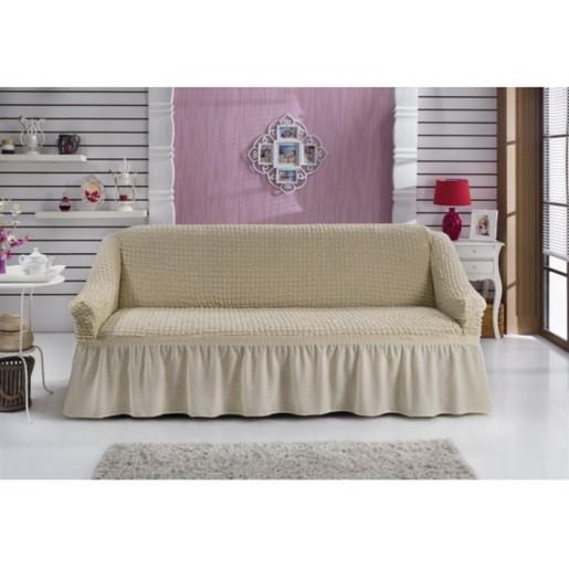 Чехол для трехместного дивана Стамбул-3 с юбкой