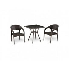Комплект мебели из ротанга Лостина
