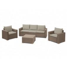 Комплект плетеной мебели Калифорния-3