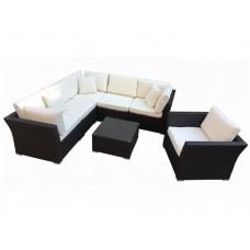 Комплект плетеной мебели Керинг