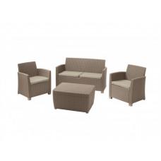 Комплект плетеной мебели Корона Сет