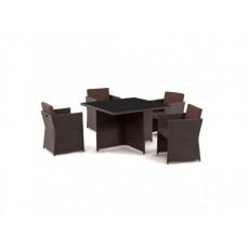 Комплект плетеной мебели Луиза