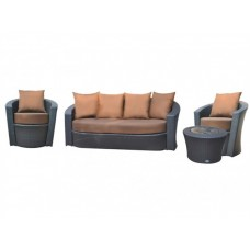 Комплект плетеной мебели Лукиан