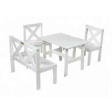 Детский комплект садовой мебели Милла-504