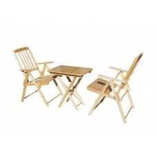 Комплект дачной уличной мебели Комилани-1