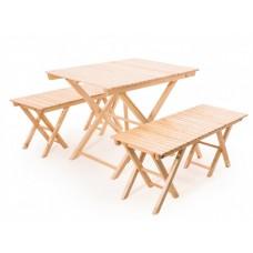 Комплект мебели для улицы на дачу Комирис