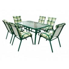 Комплект металлической садовой мебели Милан-ДМ2