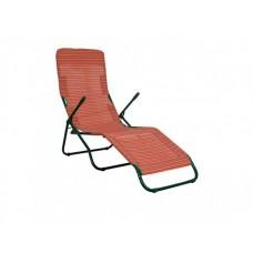 Кресло-лежак складное пляжное Лагуна 258