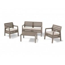 Набор пластиковой мебели Делано Сет