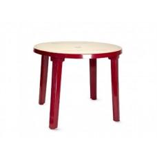 Пластиковый стол Гаспи Раунд