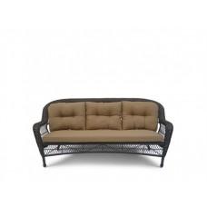 Плетеный диван 3-х местный  Норма-1