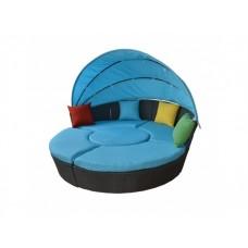 Плетеный диван-трансформер Мусей