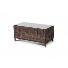 Плетеный стол Макиато