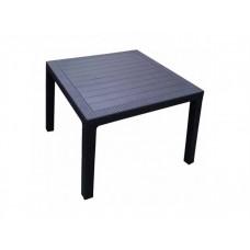 Плетеный стол Мелодия Квартет