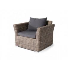 Плетеное кресло Капучино К