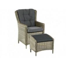 Плетеное кресло Мариниа