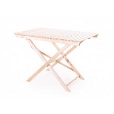 Садовый стол для кухни из массива дерева Имси