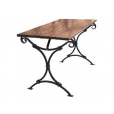 Садовый высокий стол для кухни Авен СТ