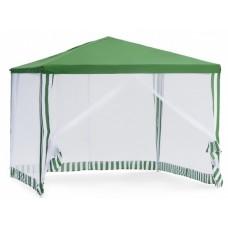 Антимоскитный тент-шатер для дачи 3х3 Зиппи