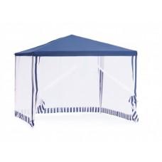 Быстросборный шатер на металлическом каркасе Грил