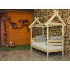 Детская кровать-домик Избушка