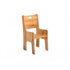Детский деревянный стул Школярик 300