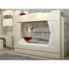 Двухъярусная кровать Ассоль-25