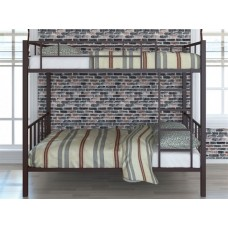 Двухъярусная кровать для детей с бортиками Валенсия 120