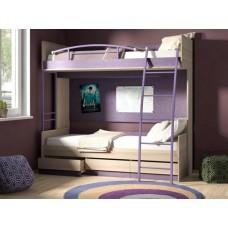 Двухъярусная кровать Индиго К4