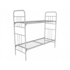 Металлическая двухъярусная кровать Арни