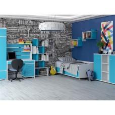 Комплект детской мебели Teenage К2
