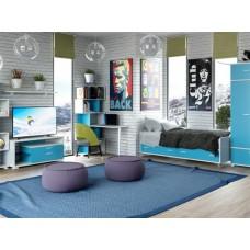 Комплект детской мебели Teenage К3
