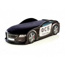 Детская кровать-машина с подъемным механизмом БМВ ФСБ