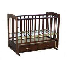 Кроватка Радуга-4