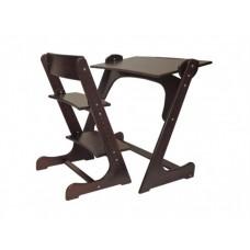 Парта со стулом Горбунек К