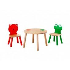 Столик и стульчики Салки К
