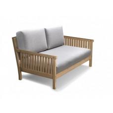 Прямой диван Норман (Дуб беленый / Сосна)
