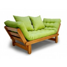 Прямой диван Сламбер Орех