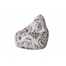 Кресло-мешок груша Кэнди