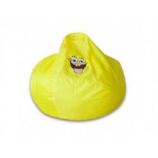 Мягкое кресло-мешок груша для детей Губка Боб