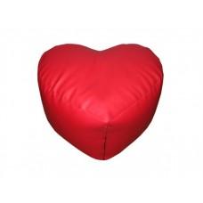 Мягкое кресло-мешок оксфорд Сердце