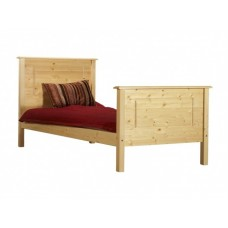 Двуспальная кровать деревянная Тора-2