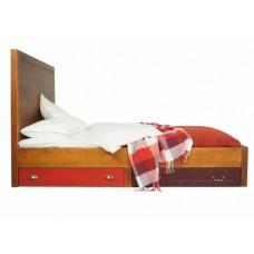Двуспальная кровать Гуашь-17