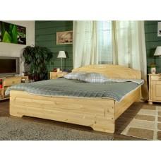 Двуспальная кровать из сосны Эрика-2