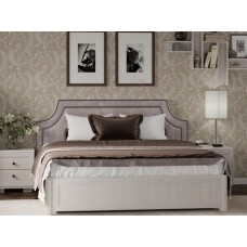 Двуспальная кровать Карина-307 с ПМ
