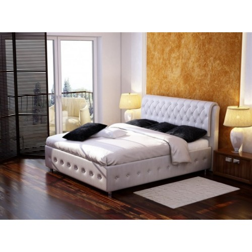 Двуспальная кровать Комо-4