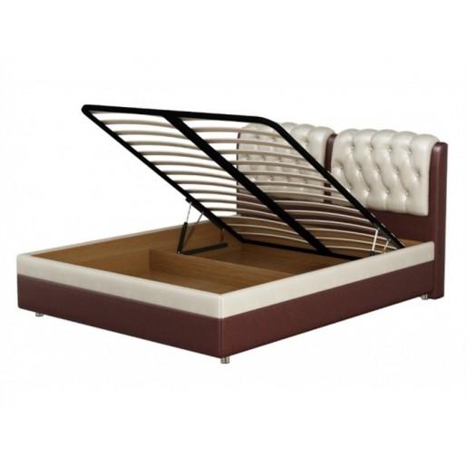 Двуспальная кровать Комо-5