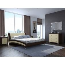 Двуспальная кровать Корсо-2