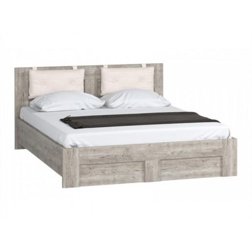 Двуспальная кровать Лофт ДК