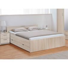 Двуспальная кровать Мелисса 1